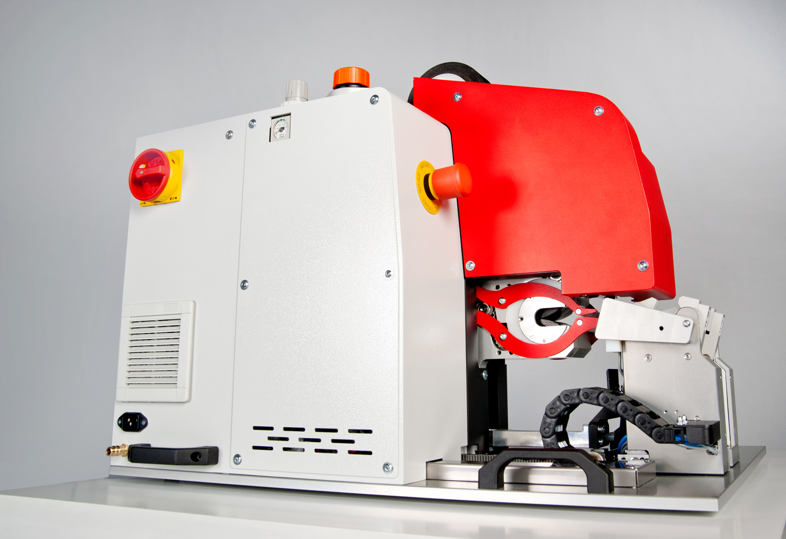 BM 50 - TechSpeed's spot taping machine