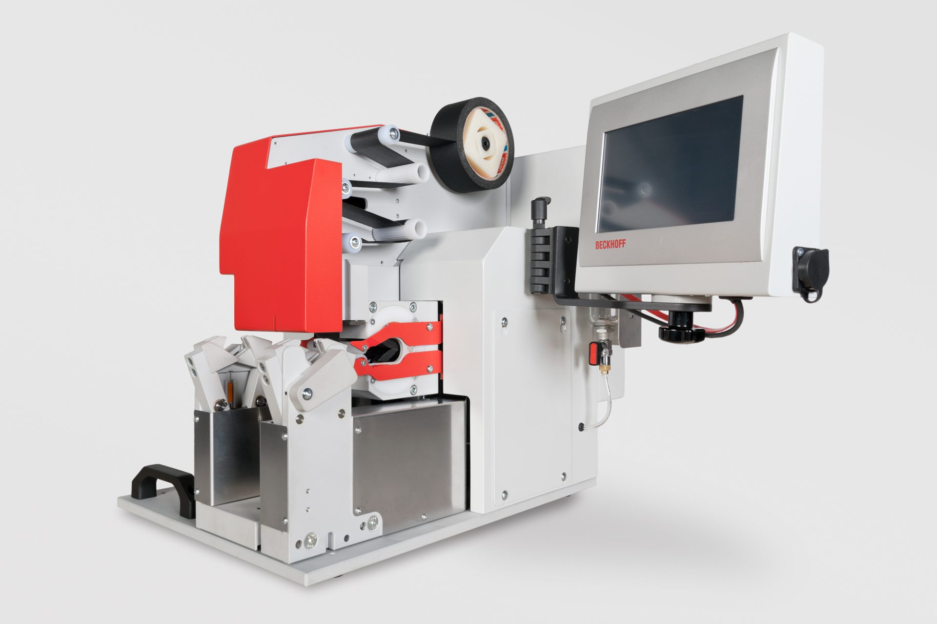 BM 50 spot taping machine